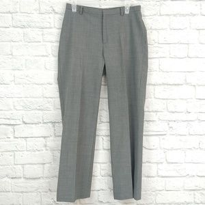 GAP | Straight Leg Grey Dress Pants